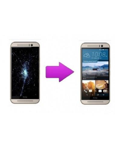 -changtactilelcdhtconem8-Remplacement bloc écran tactile + LCD pour HTC one M9