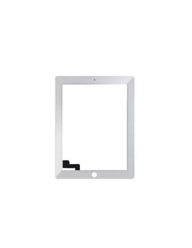-vitretactilepouripad2blanc-Vitre Tactile pour iPad 2 blanc
