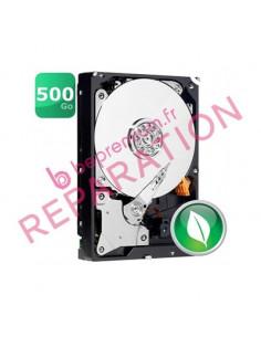 remplacement disque dur 500GB MacBook Pro unibody