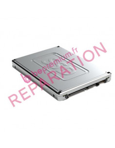 Installation SSD 120 GB MacBook Pro unibody