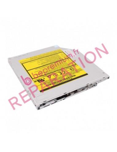 Changement lecteur graveur DVD MacBook Pro unibody