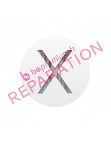 Réinstallation Sytème MacOS X