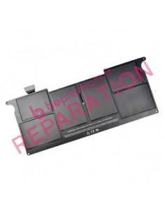 Changement batterie Macbook Air