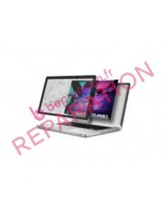 Changement vitre Macbook Pro unibody 17