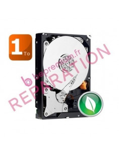 remplacement disque dur 1TB iMac Alu