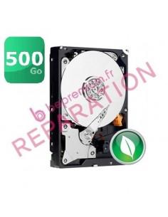 remplacement disque dur 500GB Mac Pro