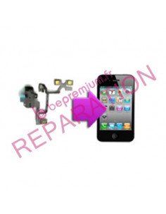 Changement prise jack iPhone 4