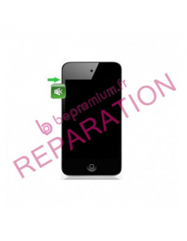 Changement bouton volume iPhone 4S