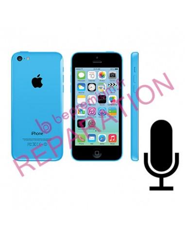 Changement micro iphone 5C