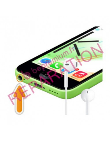 Changement prise jack iPhone 5C