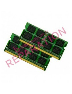 Installation mémoire 4GB