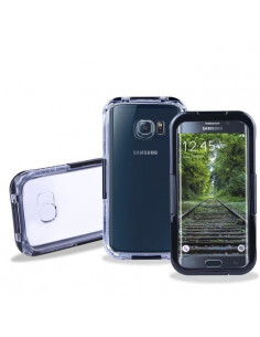 Lifeproof Fré - Coque Waterproof pour Samsung Galaxy S6, Noir