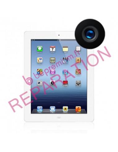 Changement caméra ou Appareil photo iPad 4 rétina