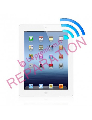 Remplacement nappe WIFI iPad 2