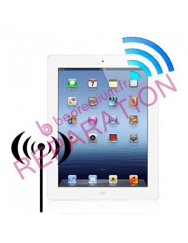 Remplacement nappe WIFI + 3G iPad 4 Rétina