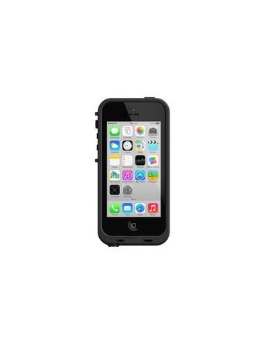 Lifeproof NÜÜD - Coque Waterproof pour Apple iPhone 5c, Noir