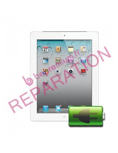 Changement connecteur de charge iPad 3