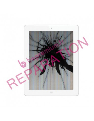 Changement écran LCD iPad 3