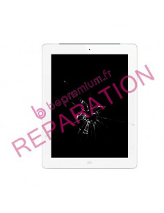 Changement vitre iPad 4 rétina