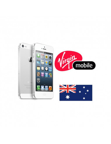 Désimlockage iPhone Virgin Australie