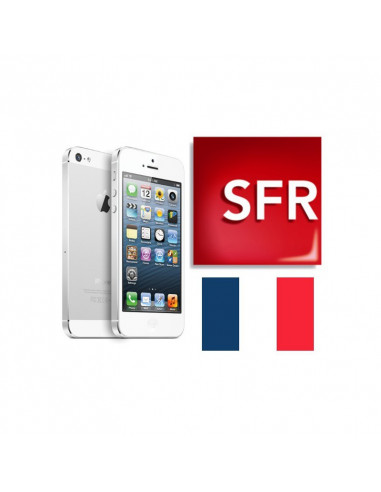 Désimlockage iPhone SFR