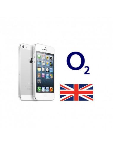 Désimlockage iPhone O2 UK