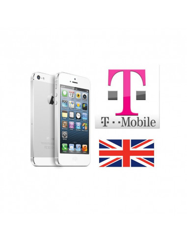 Désimlockage iPhone Orange T-Mobile UK