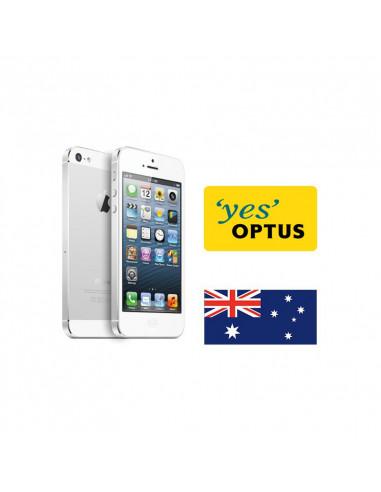 Désimlockage iPhone Optus AU