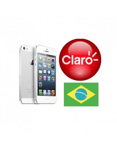 Désimlockage iPhone Claro Brésil