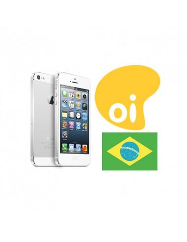 Désimlockage iPhone Oi Brésil