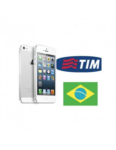 Désimlockage iPhone Tim BR