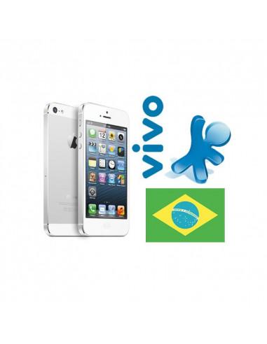 Désimlockage iPhone Vivo Brésil