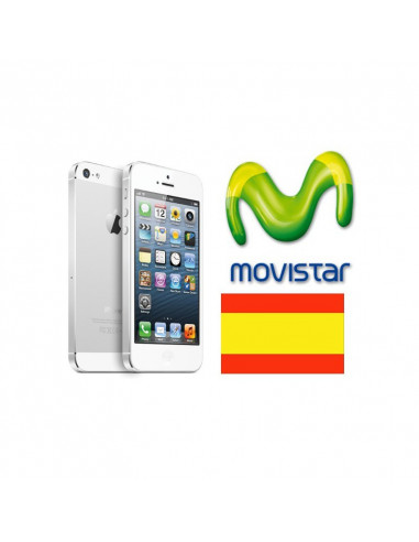 Désimlockage iPhone Movistar ES