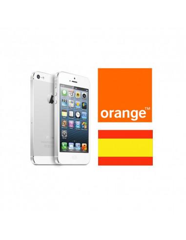 Désimlockage iPhone Orange ES