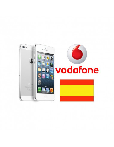 Désimlockage iPhone Vodafone ES
