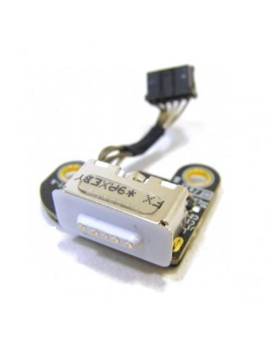 Changement connecteur de charge magsafe macbook pro Rétina