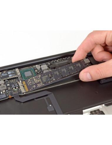 Changement disque SSD 120 GB MacBook Pro Rétina