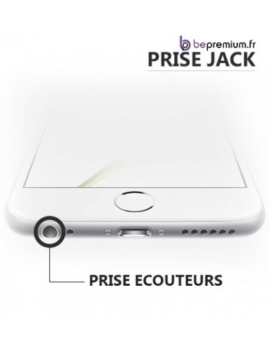 Changement prise jack iPhone 6