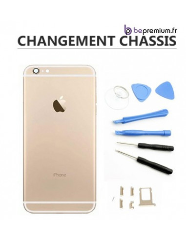Changement châssis iPhone 6