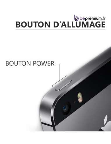 Changement bouton power iphone 5S