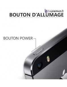 Changement bouton power iphone 5
