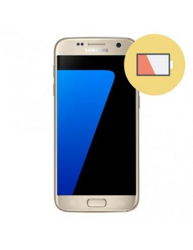 changement batterie samsung galaxy S7 Edge