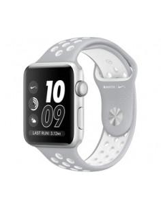 Apple Watch Serie 2 - Nike+ Argent 42 mm