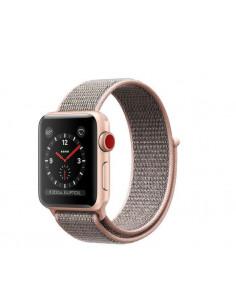 Apple Watch Series 3 - 38mm (Cellular • Rose)