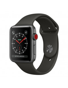 Apple Watch Series 3 - 42mm (Cellular • Noir)
