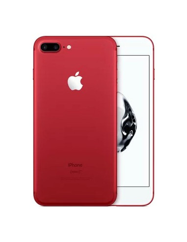 iPhone 7 Plus - Rouge