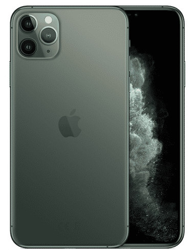 iPhone 11 Pro Max - 256Go Vert Nuit Reconditionné