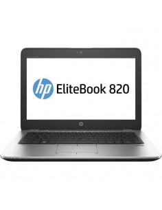 """HP EliteBook 820 G3 12,5"""" - i5 2,4GHz SSD 180Go RAM 8Go Reconditionné"""