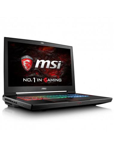 MSI - GT73VR 7RF-475FR Titan Pro 4K i7 7th SSD 512Go RAM 32Go GTX 1080 120Hz Reconditionné