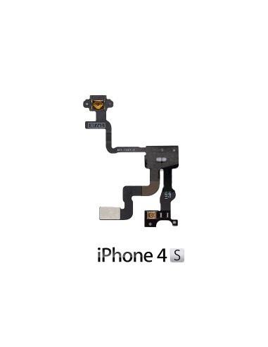 -nappedeproximitépouriphone4s-Nappe de proximité Iphone 4S